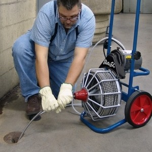 drain inspection in Lancaste