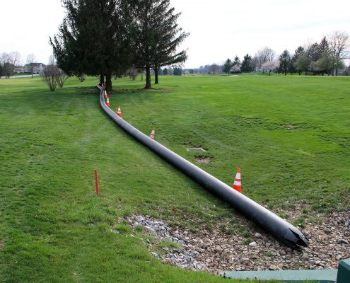 Trenchless Sewer Camera Aided Drain Cleaning