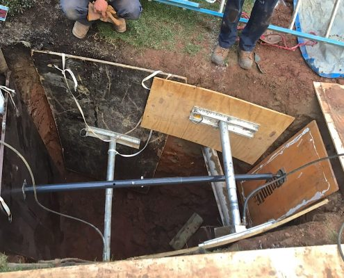 Micro Tunneling West Chester Pennsylvania Plumbing