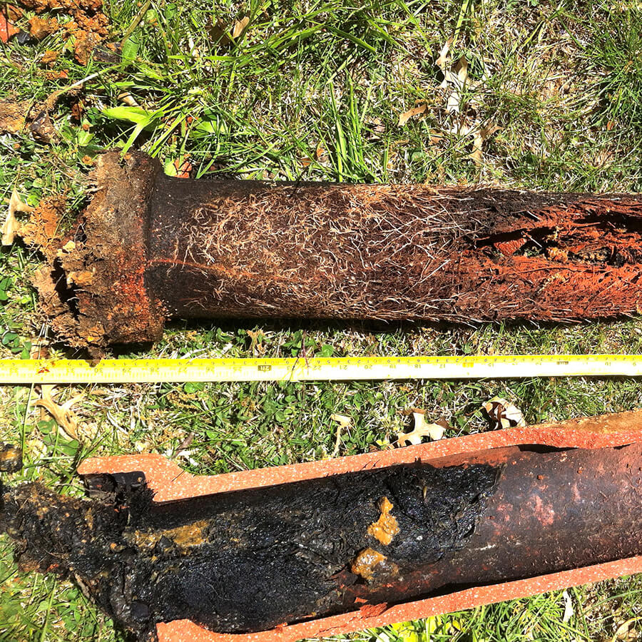 Sewer Repair Pipe Replace Drain Plumbing