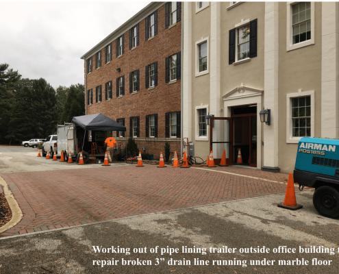 Commercial Plumber Pipe Bursting Equipment Pennsylvania