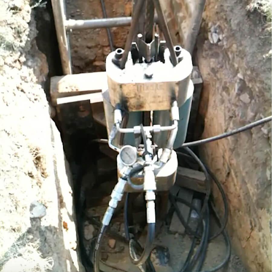 Micro Tunneling Pennsylvania Pipe Shark Plumbing
