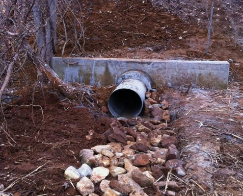 Pond Culvert Sewer Repair Services Pennsylvania
