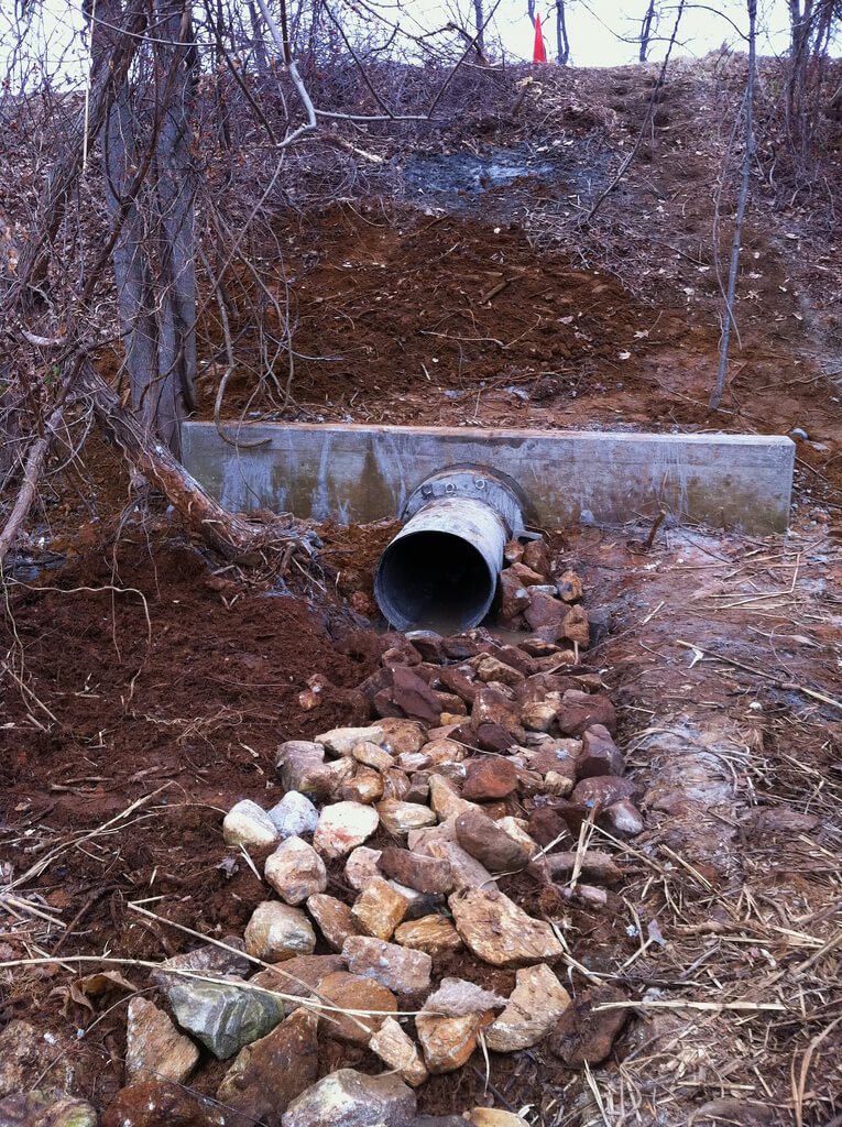 Pipe Culvert Lining : Types of culvert problems pipe shark