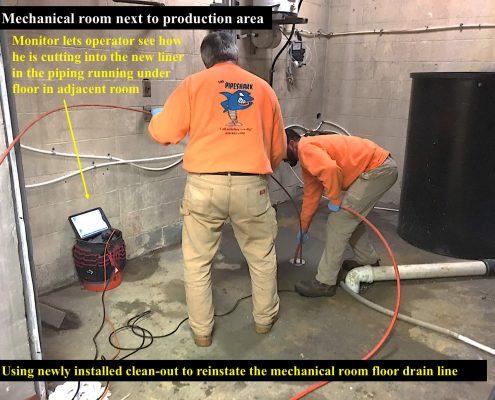 Pipe Bursting Equipment Pipe Replace Repair