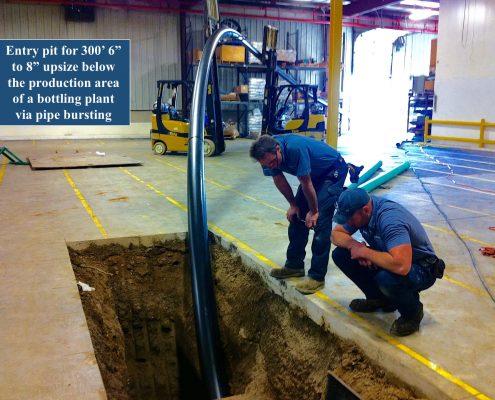 Pipe Shark Pennsylvania Sewer Repair Services