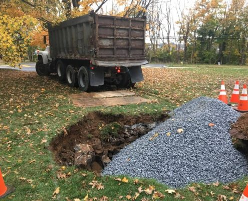 Pennsylvania Trenchless Sewer Repair Pipe Replace