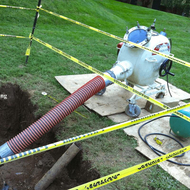 Sewer Line Repair Harrisburg Pennsylvania