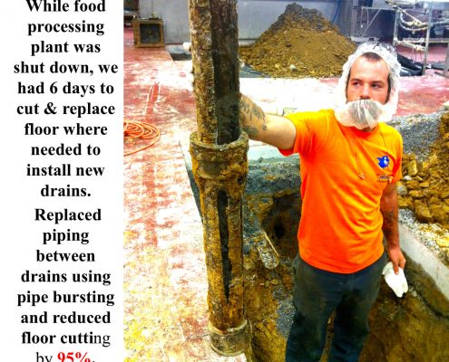 Pipe Replace Repair Pipe Shark Pennsylvania