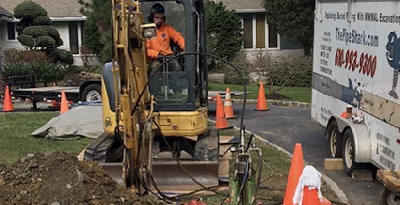 trenchless pipe bursting in West Chester, PA
