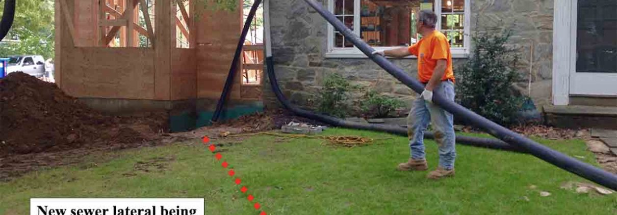 trenchless pipe lining in Paoli, PA