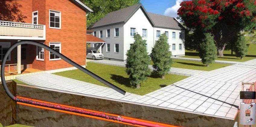 Repair or Replace Sewer Line